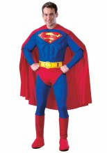 Superman Muscle XL