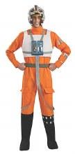 Flightsuit Orange Adlt Std