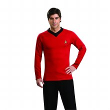 Commander Scott Shirt Adult S