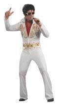Elvis Jumpsuit Adlt Lg