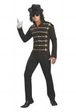 MJ Military Jacket L