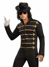 MJ Military Jacket Med