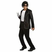 Billie Jean Dlx Jacket Adult L