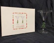 Tree Martini Glasses