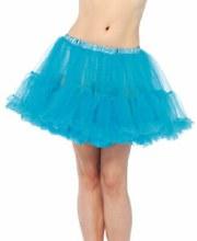 Petticoat Turquiose Short Soft