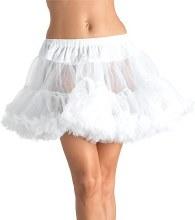 Petticoat White Short Soft