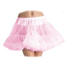 Petticoat Pnk Short Soft 1X/2X