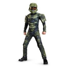 Masterchief Muscle Child Large