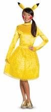 Pikachu Dress Classic Child Large