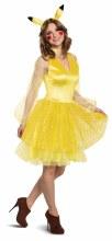 Pikachu Dress Adult Small