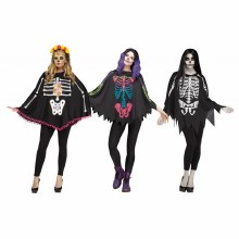 Poncho Day of the Dead OS