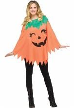 Poncho Pumpkin OS
