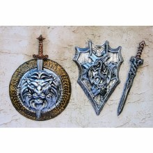 Dragon Sword & Sheild Set