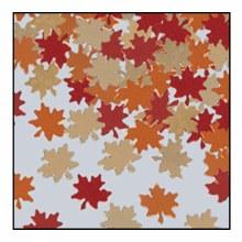 Confetti Autumn Leaves