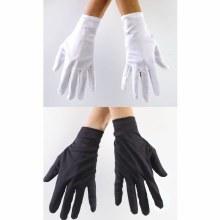 Gloves Costume Black