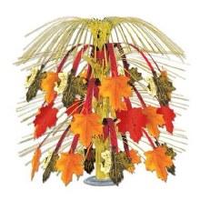 Centerpiece Leaves Foil