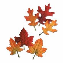 Leaves Silk Autumn 12 Pack