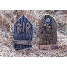 Tombstone Woodgrain Asst