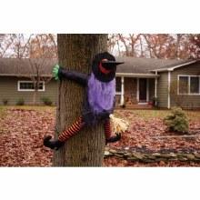 Witch Crashing Tree Hugger