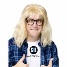 Wig Garth SNL
