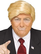 Wig Comb Over Candidate