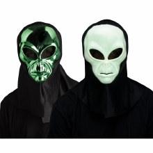 Alien Mask Asst