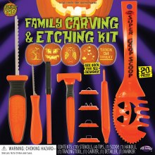 Family Carving & Etching Kit