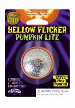 Pumpkin Light Flicker Yllw