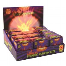 Pumpkin Lite Flaming