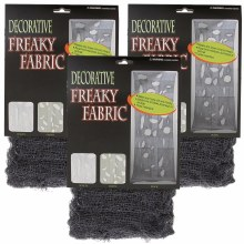 Freaky Fabric 60in Black
