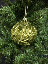 Old World Christmas Ornament - Green