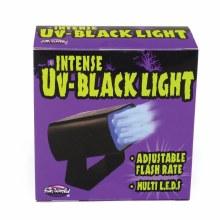 Blacklight UV/LED Adjustable Strobe