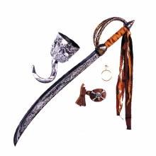 Sword Set Caribbean Pirate