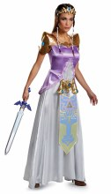 Zelda Dlx Adult Lg