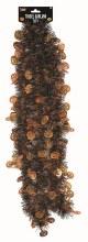 Garland Tinsel Pumpkins