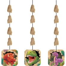 Dino Blast Hang Decor