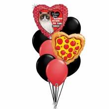 Balloon Bouquet Anti-Valentine's Day Bouquet