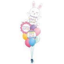 Happy Easter Balloon Bouquet ~ Deluxe