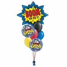 Balloon Bouquet Super Grad ~ Large