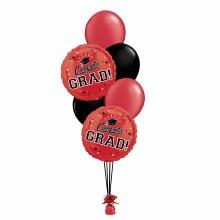 Balloon Bouquet ~ School Spirit Ballard
