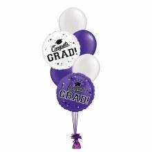 Balloon Bouquet ~ School Spirit Garfield