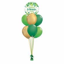 St. Patrick's Day Balloon Bouquet ~ Standard