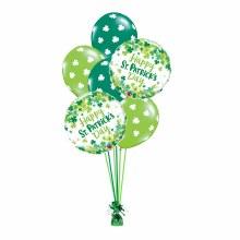 St. Patrick's Day Lots of Clovers ~ Medium