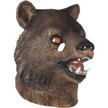Mask Bear Brown