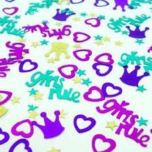 Confetti Girls Rule