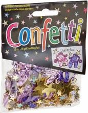 Confetti Dancing Star