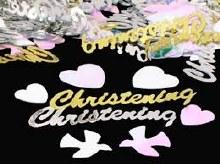 Confetti Christening