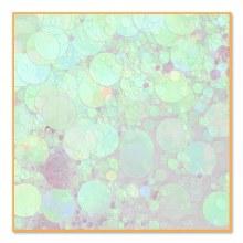 Confetti Iridescent Polkadots