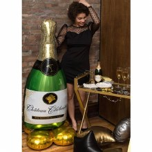 AirLoonz AirFill Champagne Bottle ~ 60in