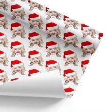 Dolly Parton Christmas Wrap